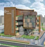 Multi Speciality Hospital Architects