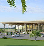 Airport Architects, Master Planning Architects, Gabon