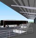 Bus Terminal Design Architects Delhi, India